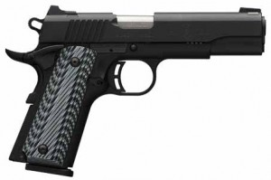 Browning is debuting the Black Label 1911-380 Pro in 2016.