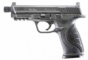 Smith & Wesson Performance Center's new M&Ps ship with an extra threaded barrel for suppressors.