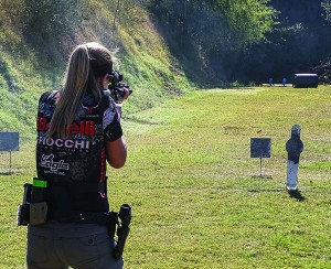 """Targets at 3Gun Nation's Nationals may not be long range, but a 6"""" plate at 75 yards is challenging."""
