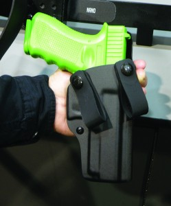 The Nano IWB concealment holster by BladeTech is one of many excellent options from this holster company.