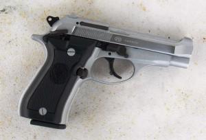 Ounce for ounce the Beretta 84 is a lot of gun.
