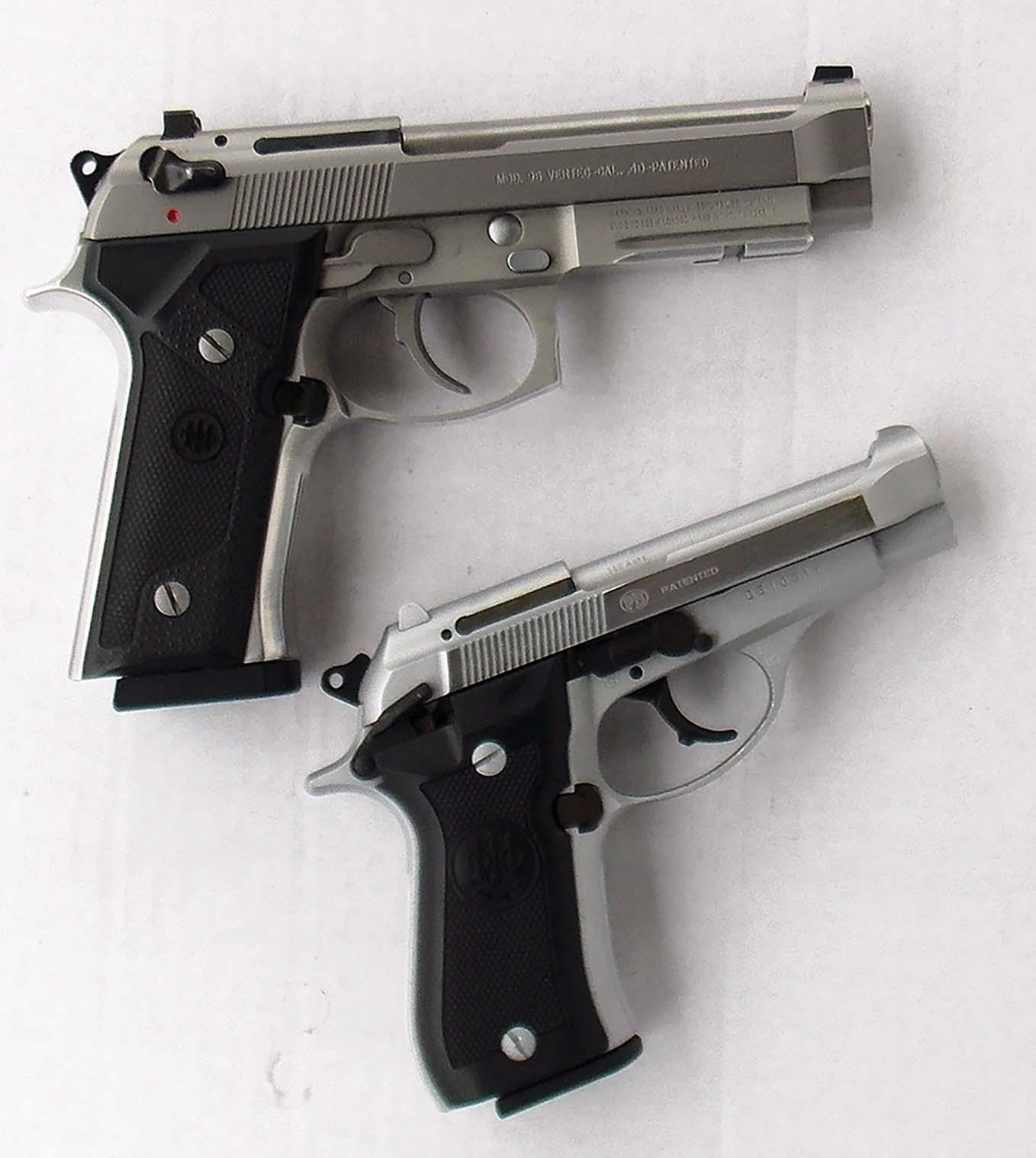Beretta's Perfect Pistol – Women & Guns