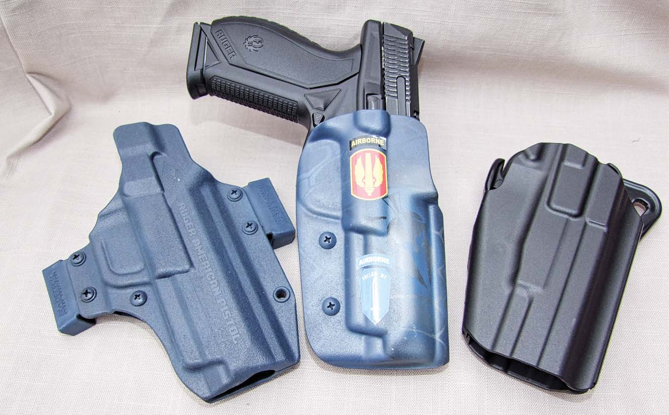 Ruger American Pistol Earns High Marks for Multiple Uses