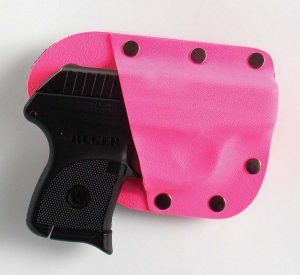 The gold Star holster design is idea for packing the LCP