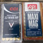 CCI ammunition gave excellent function and accuracy.