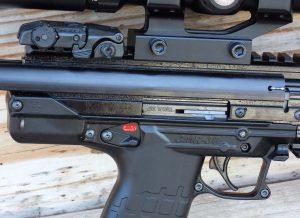 The PMR 30 features an ambidextrous safety.