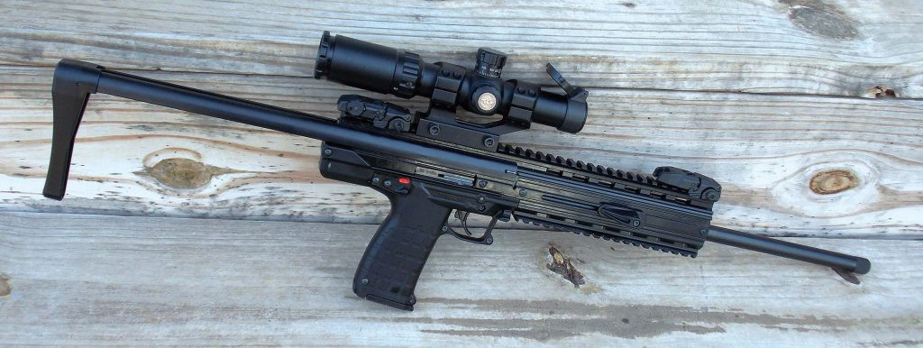 Kel Tec's Excellent .22 Magnum Self Loader