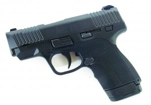 The Honor Guard 9mm is a well-designed and executed 9mm handgun.