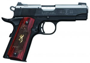 Browning Black Label 1911 .22.