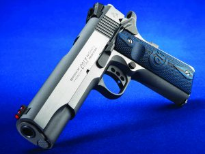 Colt Competition Stainless available in .45 ACP, 9mm and .38 Super.