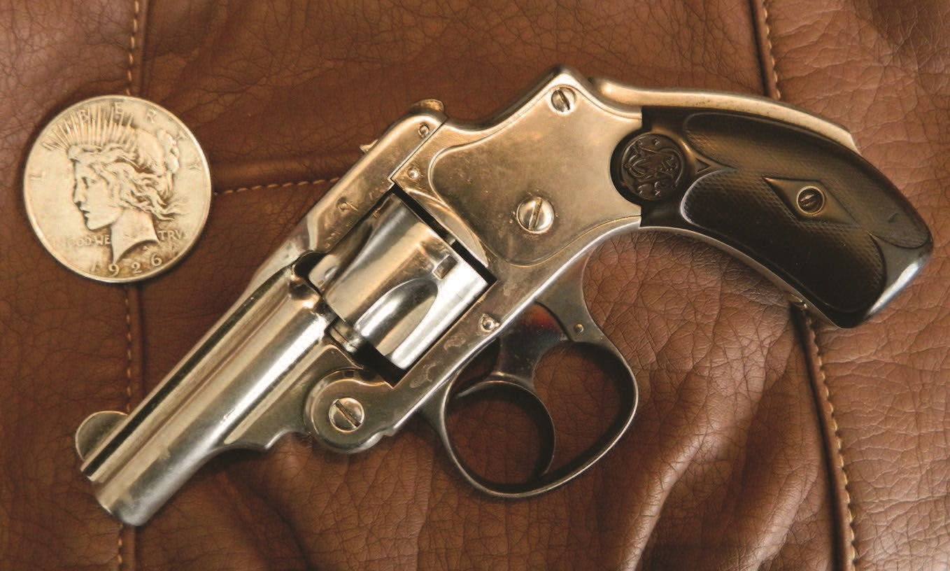 Mild Shooting and Useful  32 Caliber Revolvers – Women & Guns