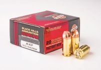 New Defensive Handgun Loads from Black Hills Ammunition