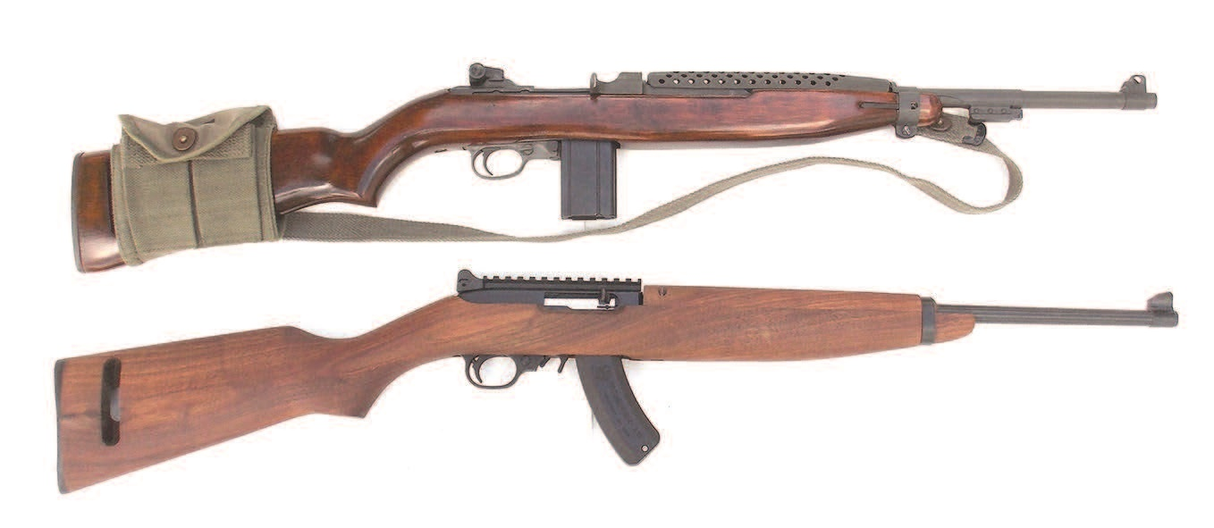 Ruger S Reliable And Useful 10 22 M1 Carbine