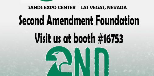 Come and Join Us at Shot Show 2018!