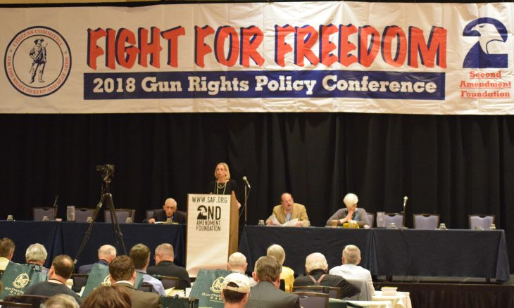 GRPC 2018: Anti-Gunners Want to Erase All Civil Rights